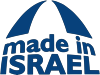 made in israel logo
